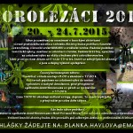 HOROLEZÁCI 2015